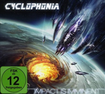 CYCLOPHONIA - Impact Is Imminent CD+DVD Digipak